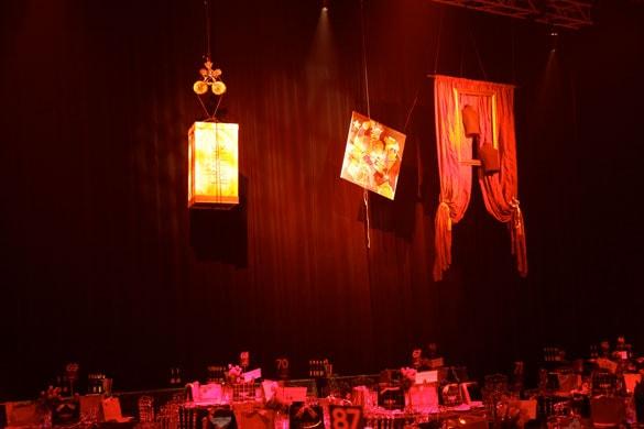 Grands Ballets 2013 installation