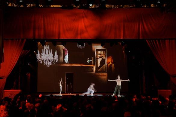Grands Ballets 2013 show