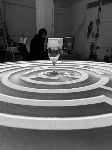 Mapping table - La vue