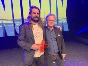 Le prix Numix pour Quantum, Bernard et Sebbe