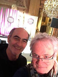 Bernard et Gilbert Cadieux