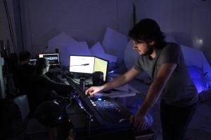 Philippe Gautreau, concepteur lumière, Silk Road