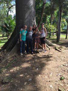 L'équipe de Cocoons à Filux Mexico