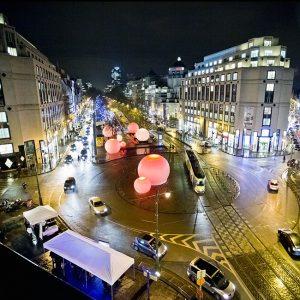 moonGARDEN @Bruxelles