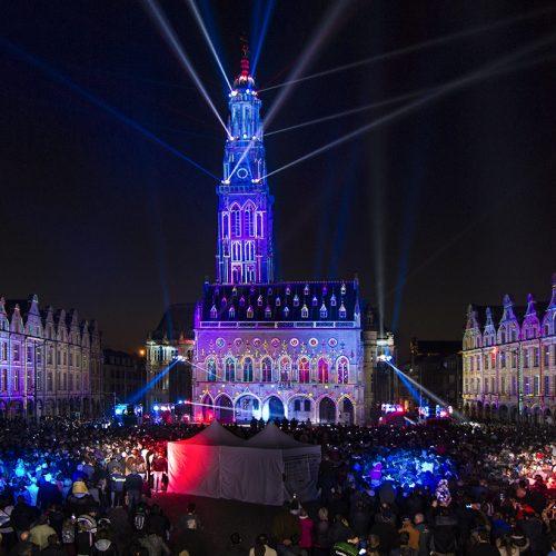 Un Instant de lumière, Arras