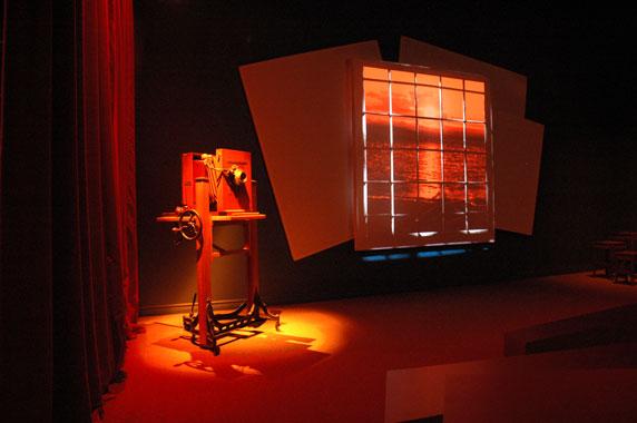 Musee Du Bas Saint-Laurent - scénographie