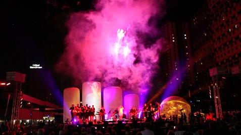 Pink Floyd Longueil - show